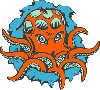 Catto's Graphics Octopus