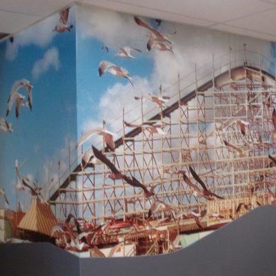 wall graphic big dipper